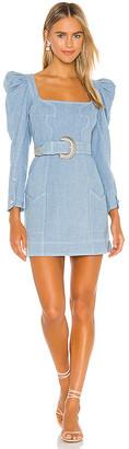 For Love & Lemons Josephine Mini Dress. - size M (also
