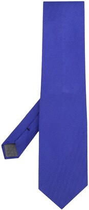 Gianfranco Ferré Pre Owned 1990s Archive Ferre textured tie