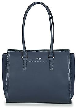 David Jones CM5306-BLUE women's Shoulder Bag in Blue