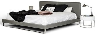 Orren Ellis Clower Upholstered Platform Bed Size: King