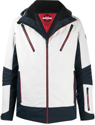 Vuarnet Palombo hooded ski jacket