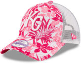 New Era Girls' Kansas City Royals Flower Power 9FORTY Cap