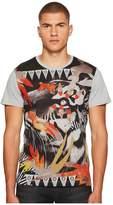 Versace Graphic Short Sleeve Tee Men's T Shirt