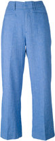 Dondup Romy wide leg jeans - women - Cotton/Linen/Flax/Elastodiene - 38