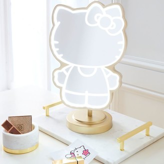 Pottery Barn Teen Hello Kitty LED Vanity Mirror