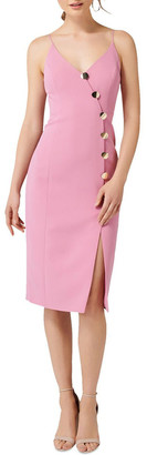 Forever New Rory button Bodycon Dress