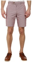 Ted Baker Ronica Cotton Check Shorts