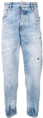 DSQUARED2 Piranha 80's jeans