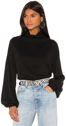 GRLFRND Misty Slouch Sleeve Sweater