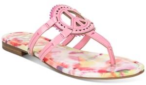 Sam Edelman Canyon 2 Medallion Flat Sandals Women's Shoes