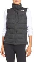 The North Face Women's 'Nuptse Tweed' Water Resistant Down Vest