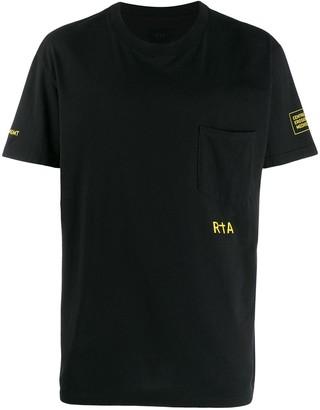 RtA Admin logo T-shirt