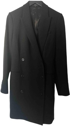 Theory Black Coat for Women