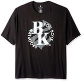 Rocawear Men's Big and Tall Bk Boys Short Sleeve Tee