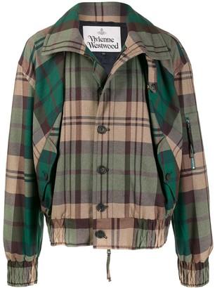 Vivienne Westwood Wilma bomber jacket
