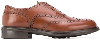 Scarosso Nick lace-up brogues