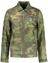 Maharishi Maha World Tour Light Jacket Woodland