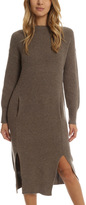 Sea LS Sweater Dress