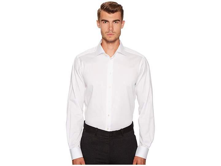Eton Contemporary Fit Signature Twill Shirt