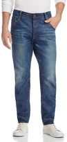 G Star Hydrite Arc 3D Slim Fit Jeans in Dark Aged Antic
