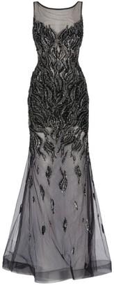 Jovani Sequin Flames Dress