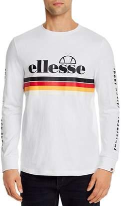 Ellesse Zete Graphic Logo Long-Sleeve Tee