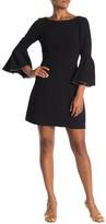Trina Turk Bromely Bell Sleeve Dress