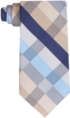 Croft & Barrow Men's Byron Plaid Tie