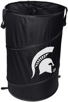 Unbranded Michigan State Spartans Cylinder Pop Up Hamper