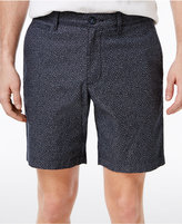 Original Penguin Men's Floral-Print Oxford Shorts