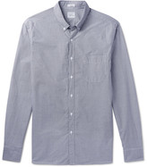 J.Crew Slim-Fit Button-Down Collar Gingham Cotton Shirt