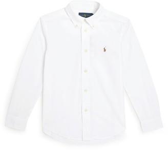 Ralph Lauren Kids Logo Shirt (2-4 Years)