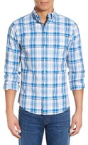 Gant Trim Fit Madras Plaid Sport Shirt