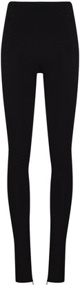 Wardrobe NYC x Browns 50 side-split leggings
