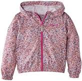 Bench Girls New Retro Cag Hooded Jacket,(Manufacturer Size:7-8)