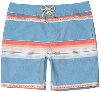 Faherty Classic 7 Boardshorts (Sunset Arrow Redux) Men's Swimwear
