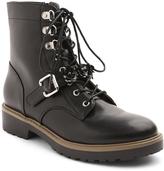 XOXO Black Kason Boot