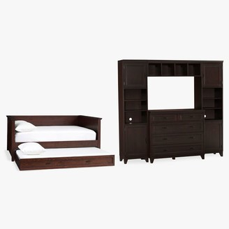 Pottery Barn Teen Hampton Daybed with Trundle & Dresser Superset