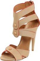 L.A.M.B. Women's Mirage Ankle-Strap Sandal