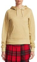 Junya Watanabe Metallic Hooded Sweatshirt