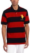 U.S. Polo Assn. Men's Striped Polo Shirt