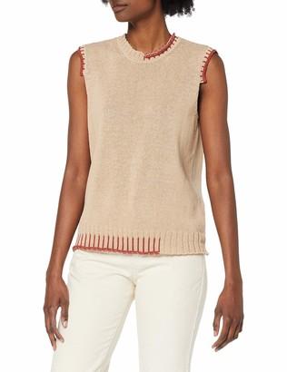 Yargıcı Yargc Women's Sleeveless Knitwear Sweater