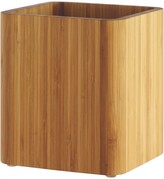 Panda Wooden bamboo utensil holder
