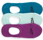 Nike Women's 3-Pack No-Show Training Socks
