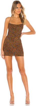Majorelle Charli Mini Dress