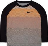 Nike Dri-FIT Long-Sleeve Tee - Preschool Boys 4-7