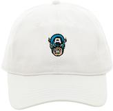 Marvel Captain America Adjustable Wool-Blend Hat