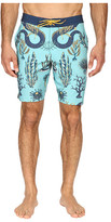 VISSLA Mystic Abyss 4-Way Stretch Boardshorts 18.5""