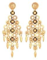 Prada Brass earrings