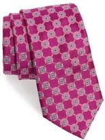 Ted Baker Medallion Silk Tie (X-Long)